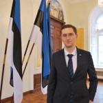 Jaak Madison kandideerib Konservatiivse Rahvaerakonna esinumbrina Viljandis