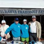 Põhja-Tallinna ringkonna osakonnad pidasid üldkoosolekuid