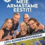 EKRE populaarsus eestlaste hulgas on tõusnud peaaegu juhtpositsioonile, vahetult Reformierakonna kannule