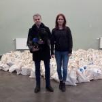 Noored rahvuskonservatiivid abistasid Põhja-Tallinna vanureid