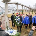 EKRE volikogu eel mälestati märtsiküüditamise ohverid