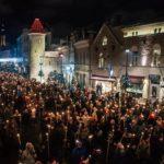 Suur tõrvikurongkäik 24. veebruaril Tallinna vanalinnas! Tule ja soovi Eestile õnne!