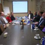 EKRE kohtus Põlissoomlaste delegatsiooniga