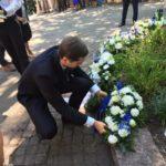 Rahvuskonservatiivsed saadikud asetasid pärja küüditamisohvrite mälestuseks