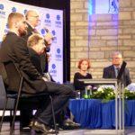 EKRE tutvustas Rahvusraamatukogus ennast rahvale ja kutsus jõudusid ühendama