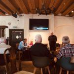 EKRE Tallinna konservatiivide klubi lõpetas hooaja majandusteemalise aruteluga