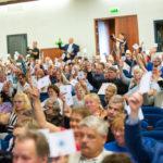 EKRE on ainus kasvava liikmeskonnaga parlamendierakond