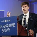 EKRE linnapeakandidaat Tallinnas on Martin Helme